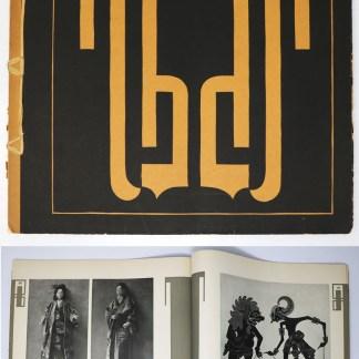 Wendingen:Series 4 1921 no.7-8:The marionet