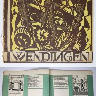 Wendingen:Series3 1920 no.5:Art from Hungary