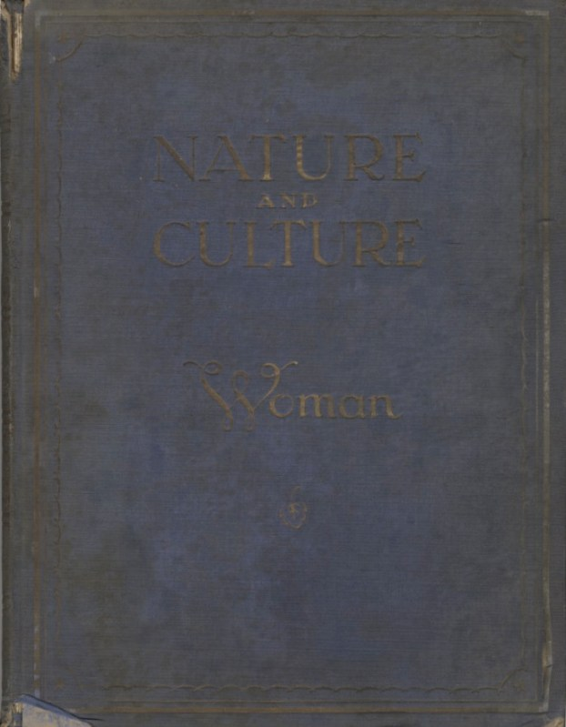 Dr Peter Landow: Nature and Culture Woman