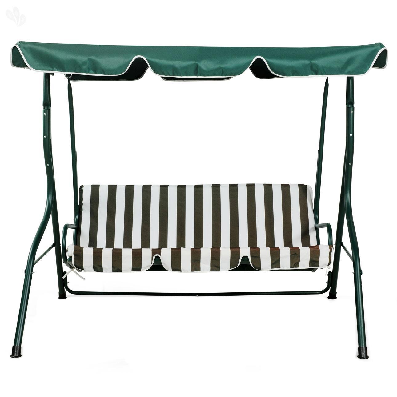 NEW Swinging Garden Hammock Swing Chair Outdoor Bench