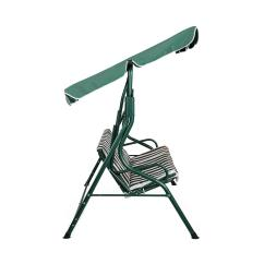Swing Chair Very Weird Wheelchair Garden Bench For 3 Person 52 99 Oypla