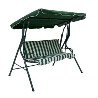 Garden Swing Bench Chair for 3 Person - 52.99 : Oypla ...