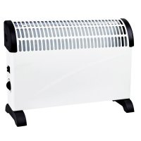 2 x 2 KW Convector Heater - Wall Mounted Or Free Standing ...
