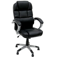 Designer Executive Chair Bedroom Next Luxury Computer Office Black 69 99
