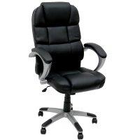 Luxury Designer Computer Office Chair - Black - 69.99 ...