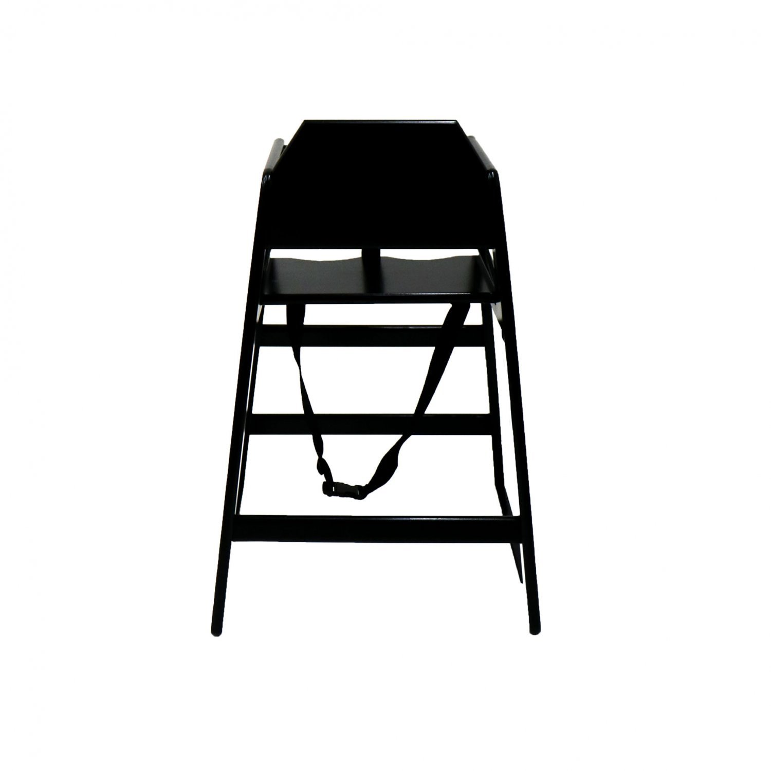 kids high chair ultimate office wooden black 24 99 oypla stocking