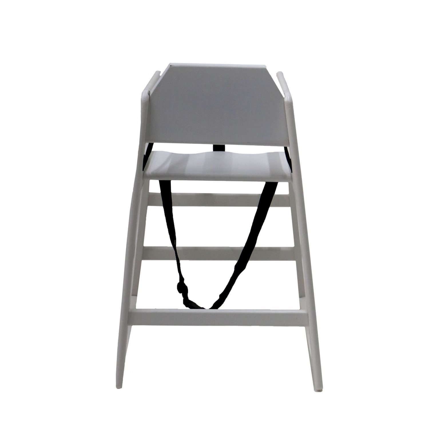 kids high chair wooden frame beach chairs white 24 99 oypla stocking