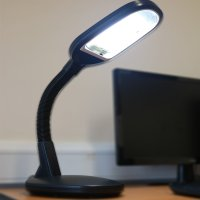 Black Daylight Energy Saving 27W Reading Desk Lamp Light ...