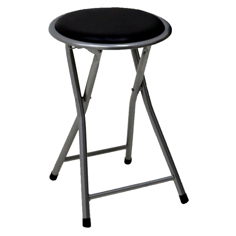 kitchen breakfast bar stools ventilation system black padded folding stool seat 9