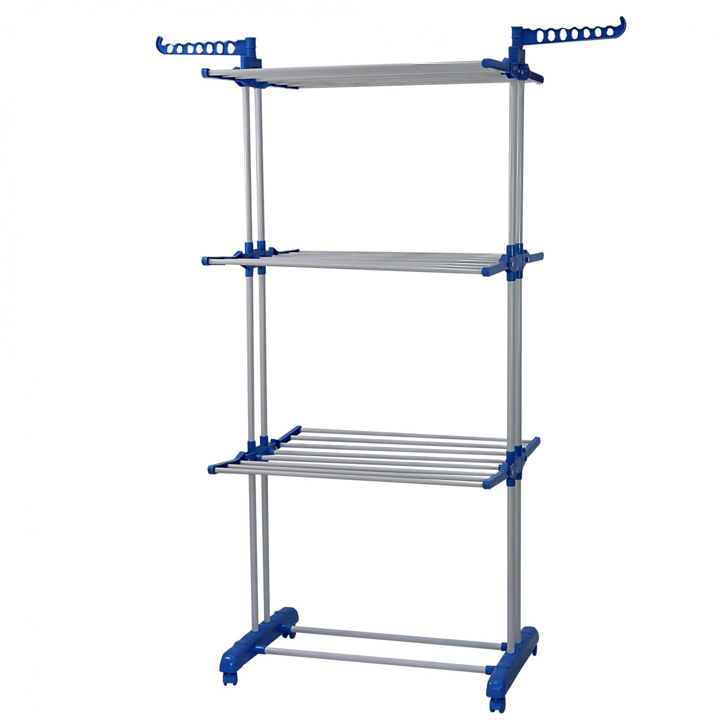 3 Tier Indoor Folding Clothes Airer Laundry Hanger Dryer