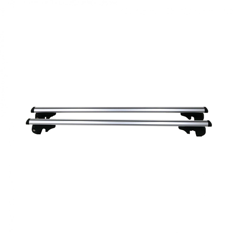 Universal Adjustable Aluminium Lockable Car Roof Rack Bars