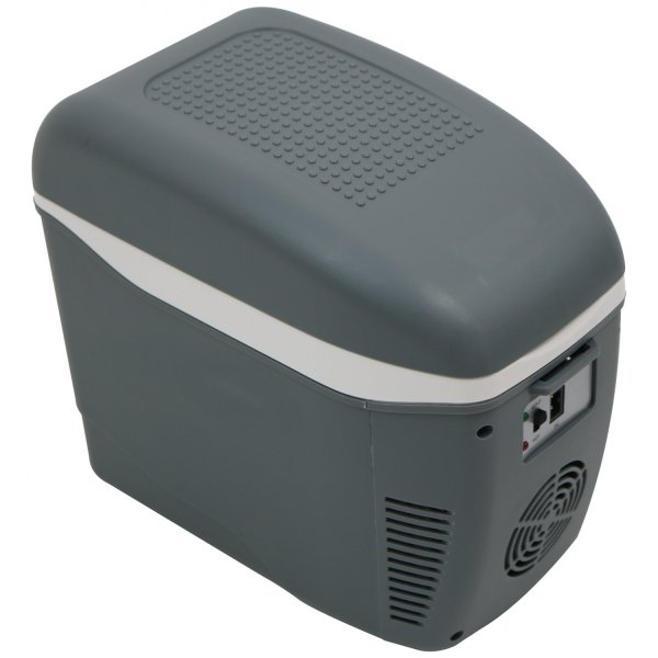 7.5l 12v Dc Car Cooler Coolbox Hot Cold Portable Electric Cool - 32.99 Oypla Stocking