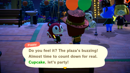 How to Celebrate New Year's - Animal Crossing: New Horizons Wiki Guide 7
