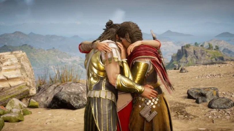 Image result for assassin's creed odyssey ending