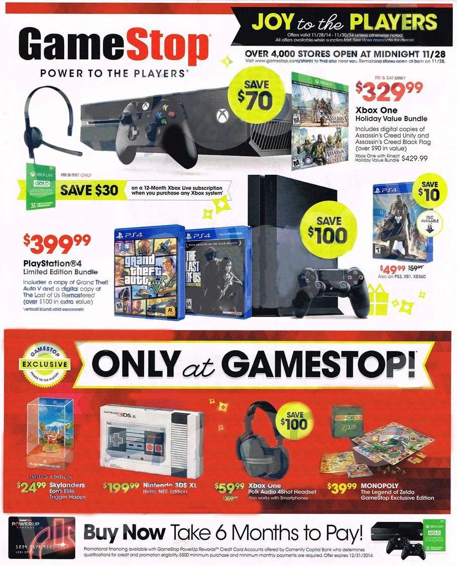 Gamestop Ps4 Black Friday Deals Gameswalls Org