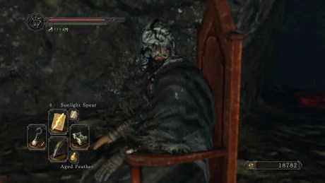 pc game chair high chairs reviews felkin the outcast - dark souls ii wiki guide ign