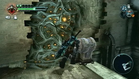 Iron Canopy The Abyssal Chain Part II  Darksiders Wiki