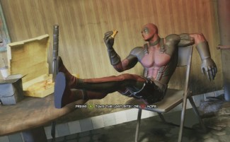 Interact With All Of The Junk In Deadpool S Apartment To Earn Yourself Another Achievement Trophy