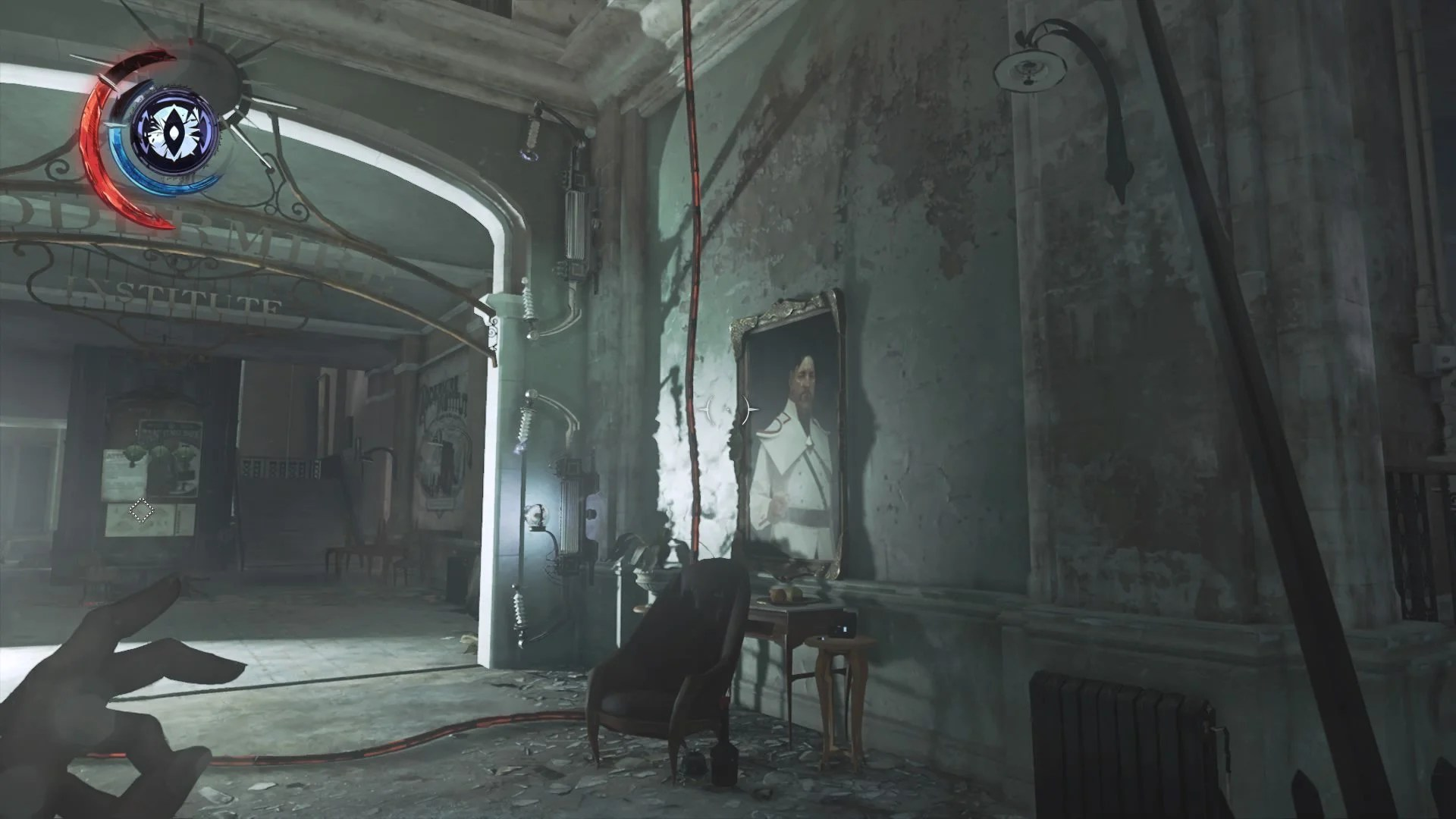 painting locations dishonored 2