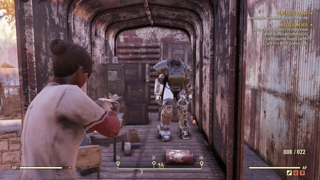 Morgantown Trainyard Fallout 76 Wiki Guide IGN