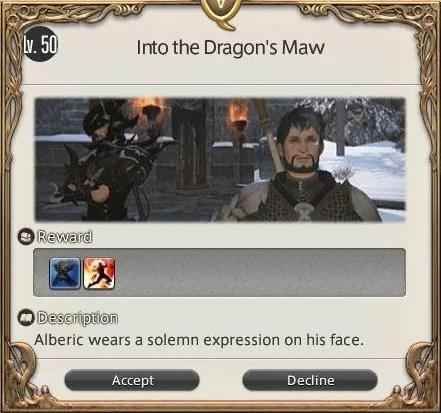 Into the Dragon's Maw - Final Fantasy XIV: A Realm Reborn Wiki Guide - IGN