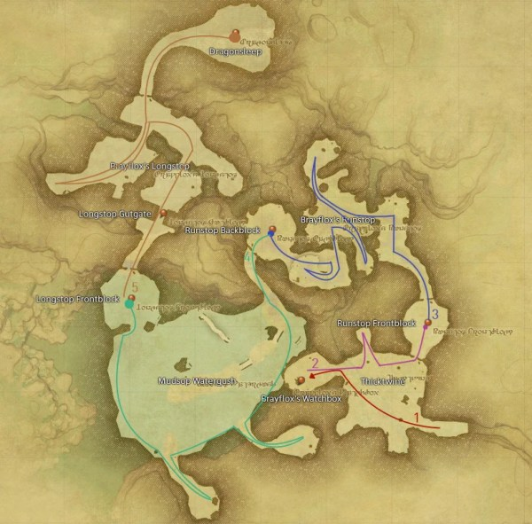Ffxiv Map - Year of Clean Water