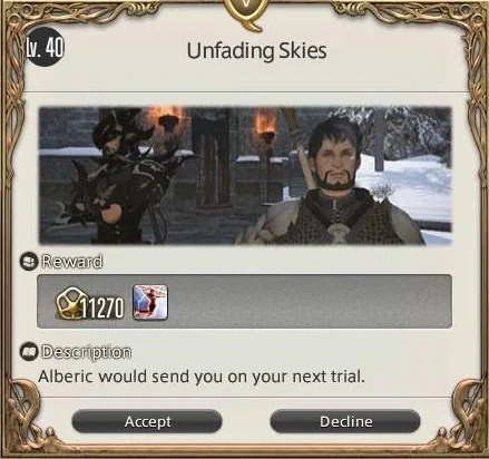 Unfading Skies - Final Fantasy XIV: A Realm Reborn Wiki Guide - IGN