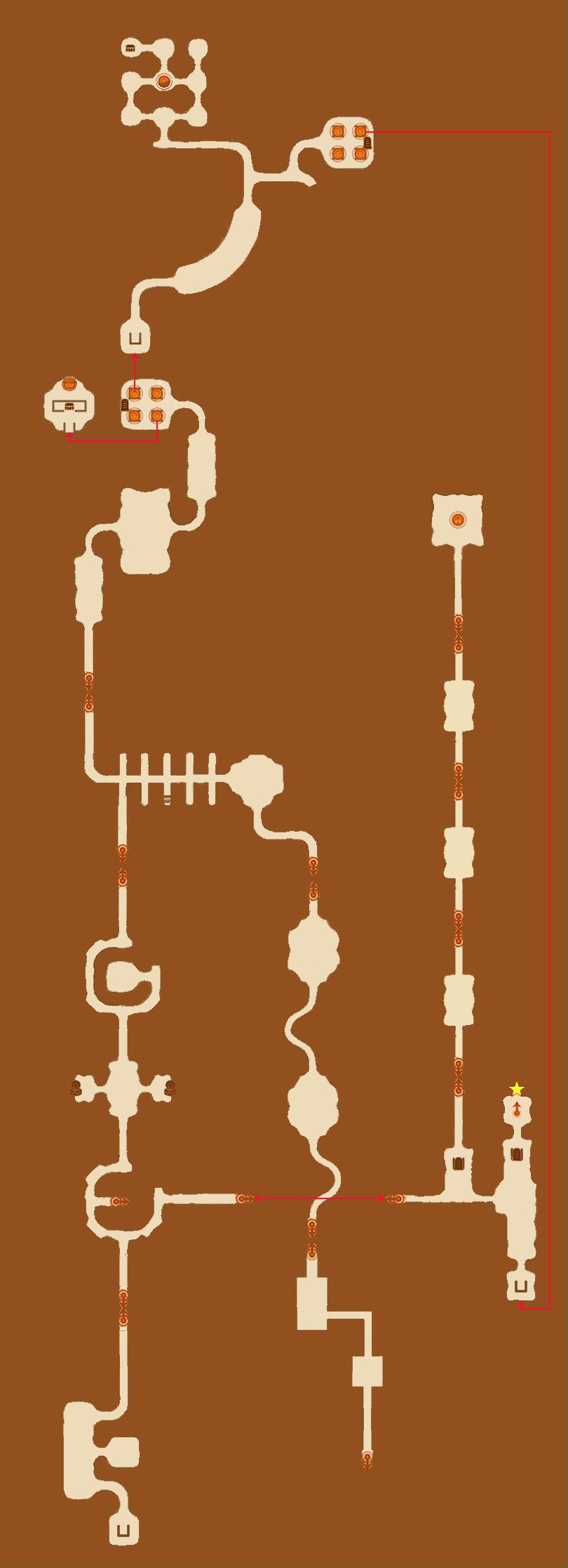 Duma Tower Map : tower, Temple, Emblem, Echoes:, Shadows, Valentia, Guide