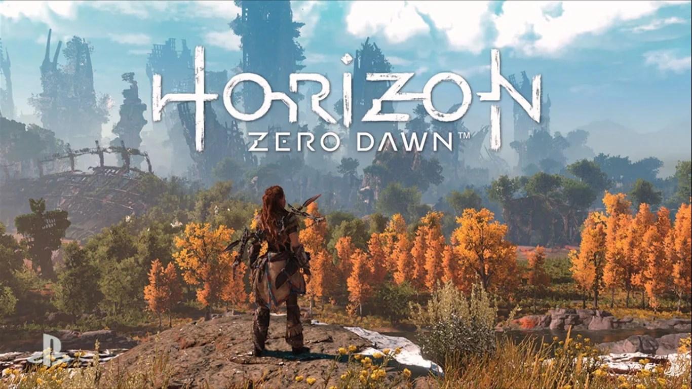 Image result for horizon zero dawn