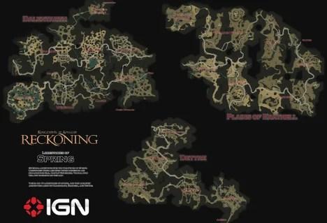 Spring Kingdoms Of Amalur Wiki Guide IGN