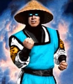 Image result for RAIDEN MORTAL KOMBAT 2