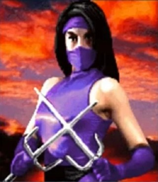 Image result for mileena mortal kombat 2