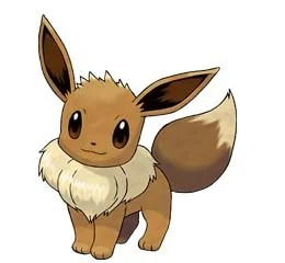 Eevee i Pokemon GO