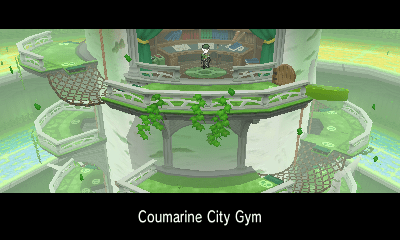 kangaskhan swing chair pokemon quest arm and ottoman coumarine city gym x y wiki guide ign