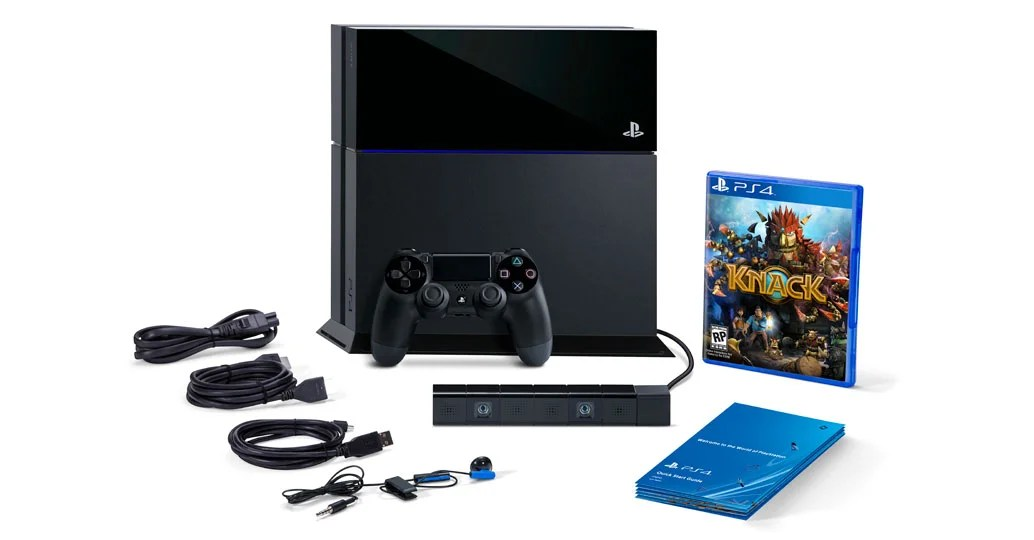 Playstation 4 Console Design Playstation 4 Wiki Guide Ign