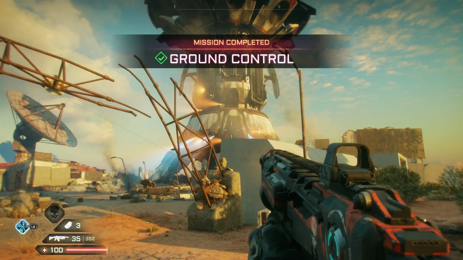 Ground Control - Rage 2 Wiki Guide - IGN