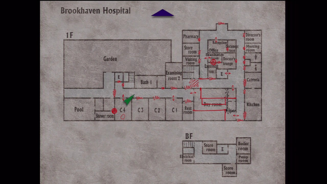 hight resolution of brookhaven hospital otherworld sh3 silent hill collection wiki guide ign