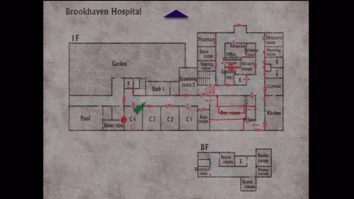 small resolution of brookhaven hospital otherworld sh3 silent hill collection wiki guide ign