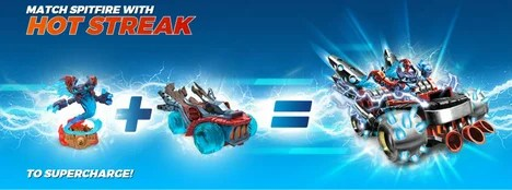 Boxshot Skylanders Superchargers Thump Truck Individual Vehicle Pack By Activision