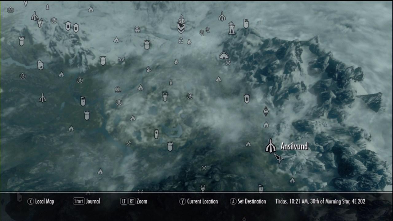 Ansilvund The Elder Scrolls V Skyrim Wiki Guide IGN