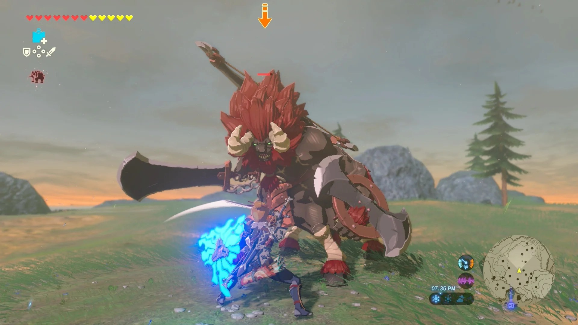 Lynel - The Legend of Zelda: Breath of the Wild Wiki Guide - IGN