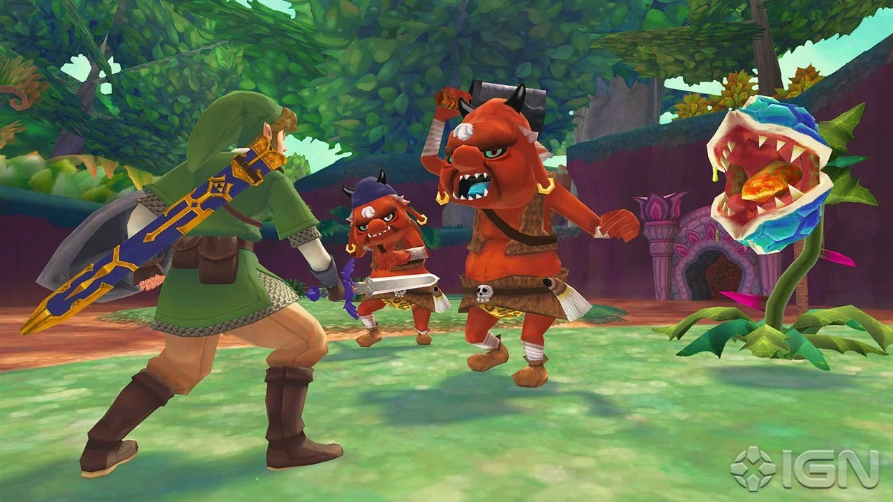 Bokoblin - The Legend of Zelda: Skyward Sword Wiki Guide - IGN