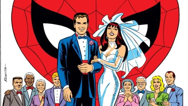 04-Wedding The 25 Greatest Spider-Man Stories   IGN