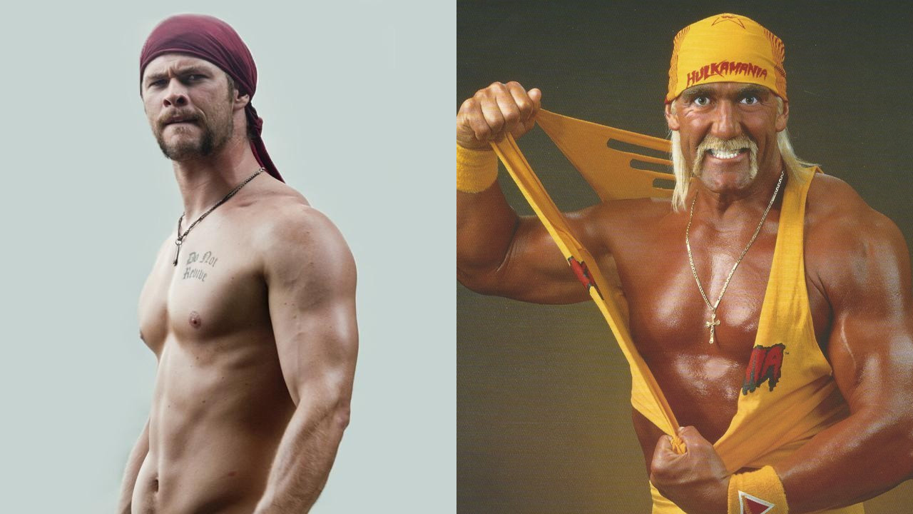Hulk Hogan Wants Chris Hemsworth For Hulk Hogan Movie  Ign
