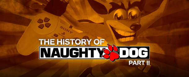 The History of Naughty Dog/Crash (Part 2) by IGN