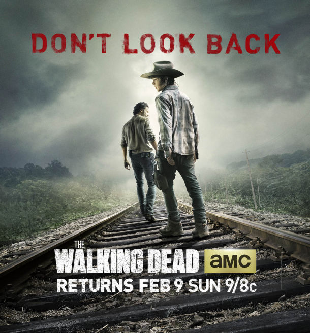 The Walking Dead S4B Key Art