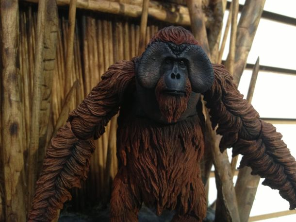 Dawn Of The Planet Of The Apes Action Figures From NECA IGN