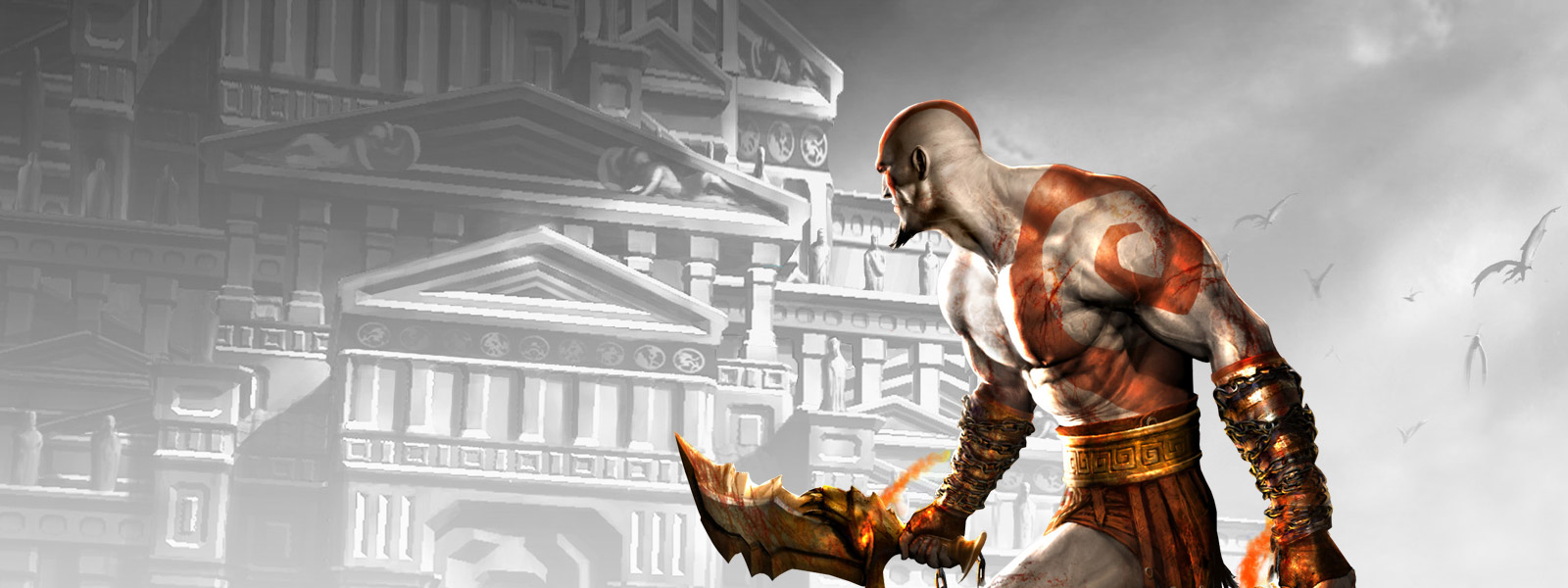 Fall Out Boy Pc Wallpaper God Of War Collection Vita Review Ign