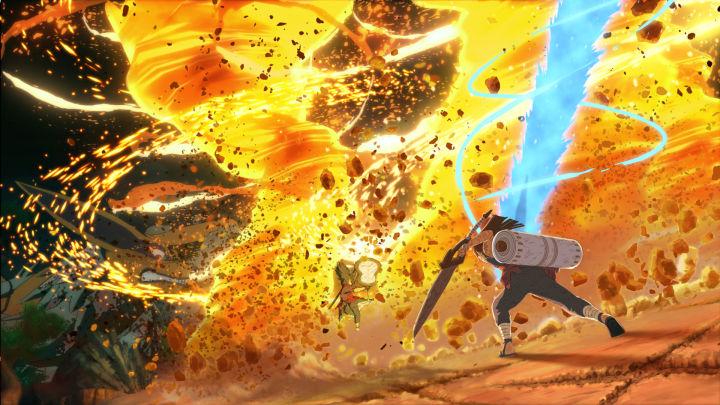 Naruto Shippuden Ultimate Ninja Storm 4 Has Been