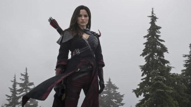 Arrow: Katrina Law and the Producers on Nyssa's New Journey